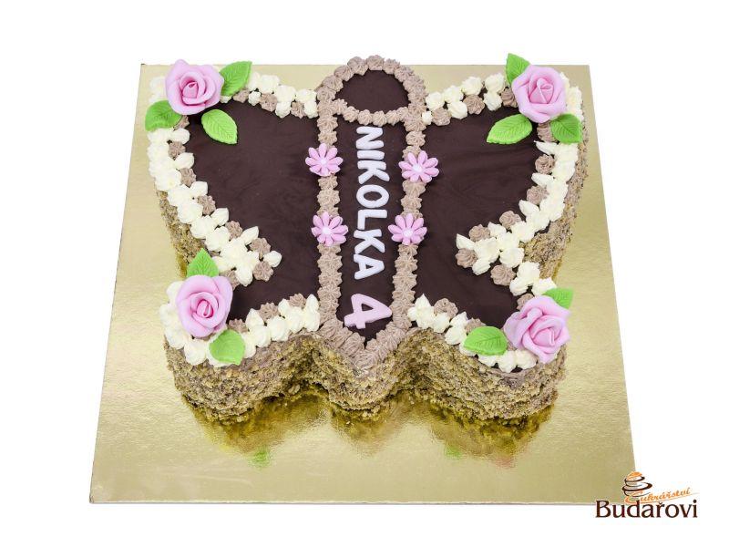 554 - Motýl