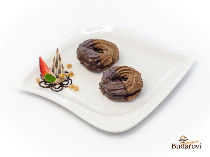 Linecký třený věneček kakaový