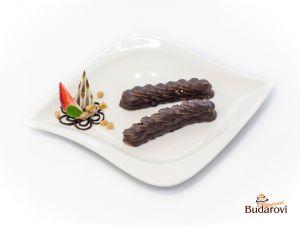 Rohlíček čokoládový ořechový