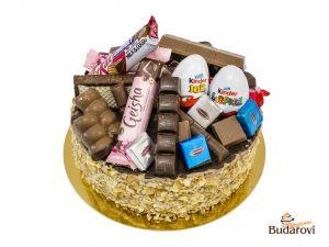 167 - Dort - čokoládové tajemství
