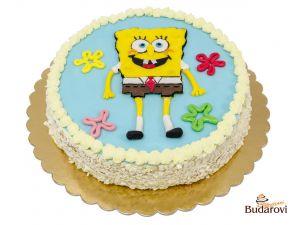 214 - Dort kulatý - Sponge bob
