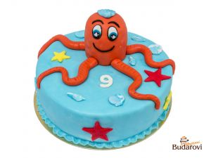 229 - Dort kulatý - chobotnice