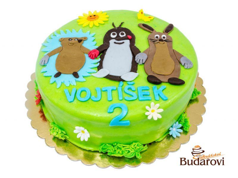 232 - Dort - krtek a kamarádi