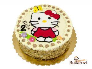 273 - Dort kulatý - Hello Kitty