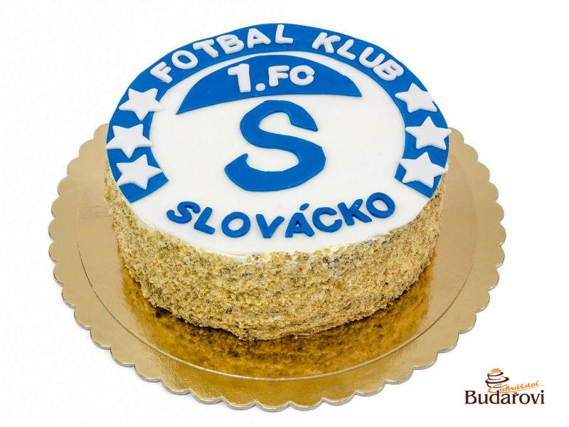 287 - Dort kulatý - fotbalové logo