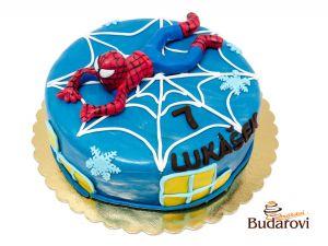 289 - Dort kulatý - spiderman