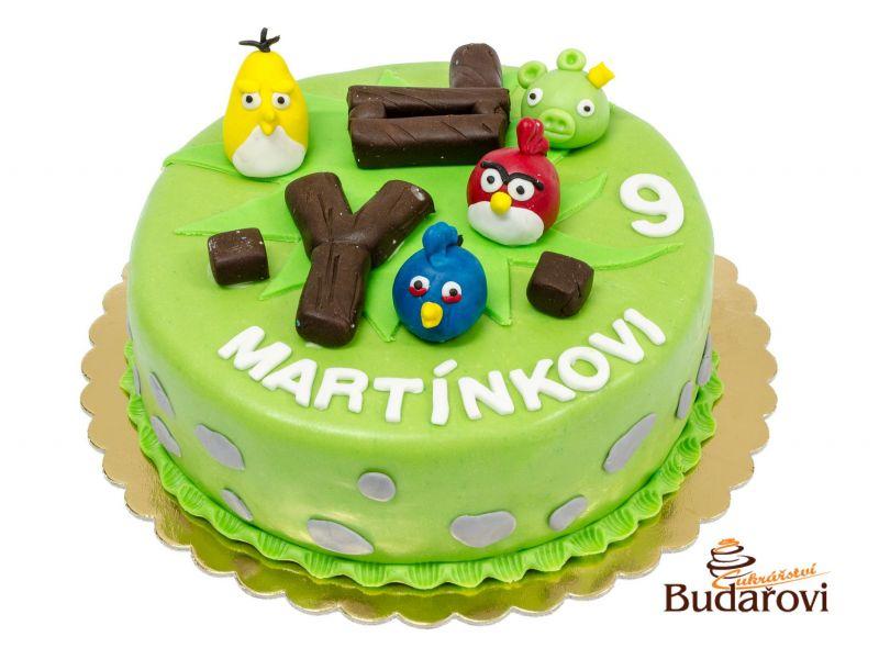 291 - Dort kulatý - Angry Birds