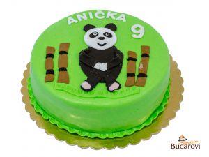 292 - Dort kulatý - medvěd panda