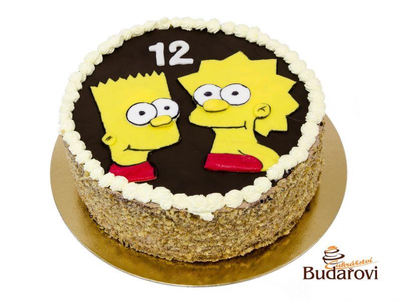 299 - Dort kulatý - Simpsonovi