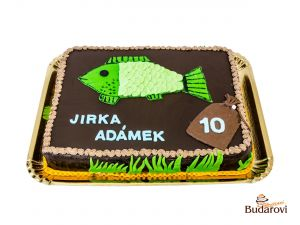 548 - Obdélník - ryba