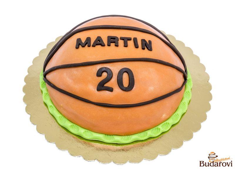 644 - Basketbalový míč