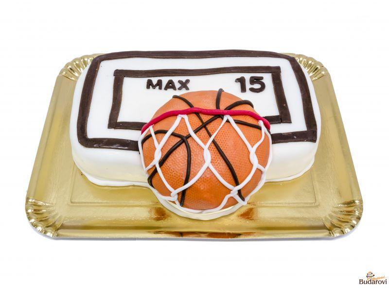 645 - Basketbalový koš