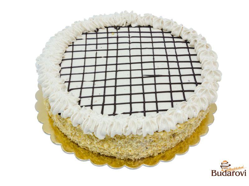 Kávový dort