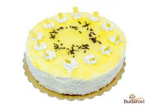 Citrónový dort