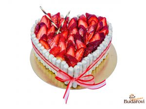 750 - Srdce ovocné