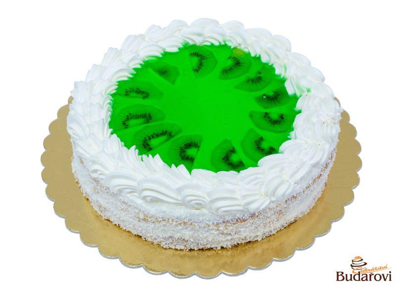 Sorbi dort šlehačkový ovocný - dia