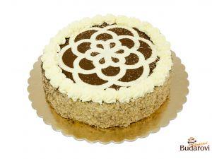 Sorbi dort krémový - dia