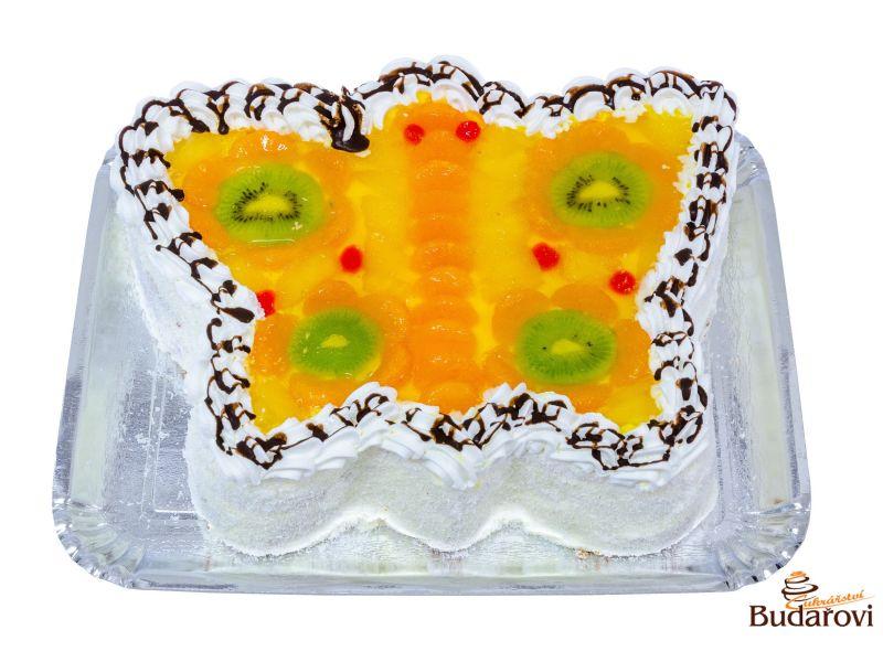 728 - Motýl ovocný
