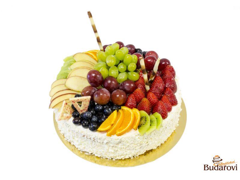 751 - Dort s čerstvým ovocem