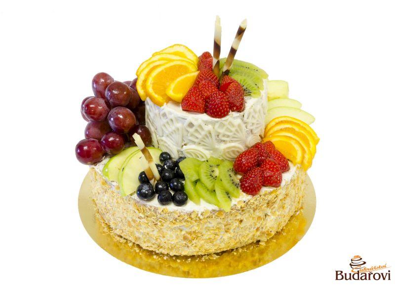 752 - Dort s čerstvým ovocem