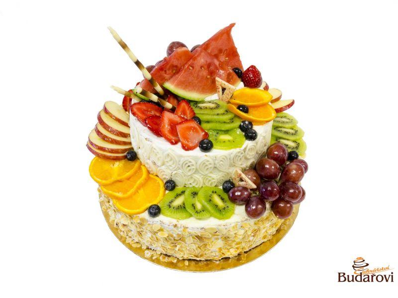 753 - Dort s čerstvým ovocem