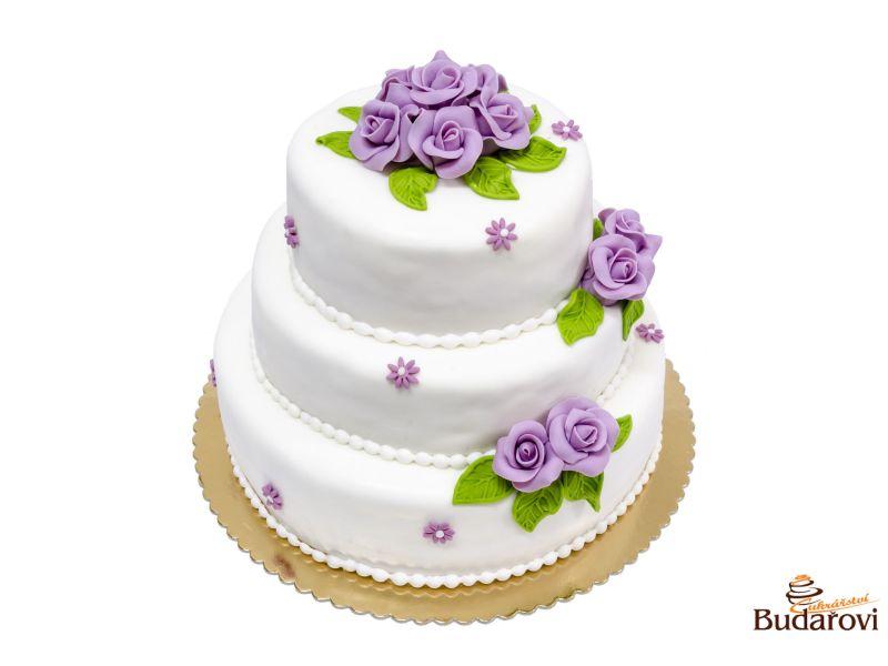 420 - Patrový dort