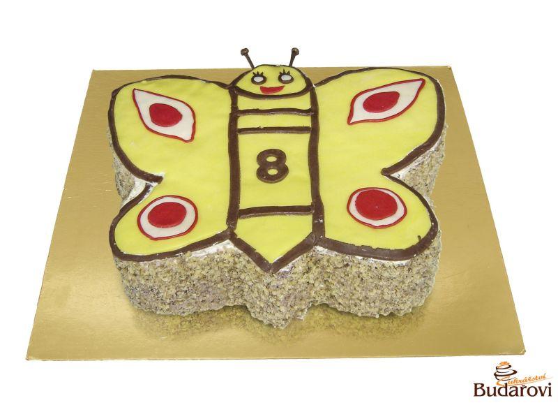 555 - Motýl