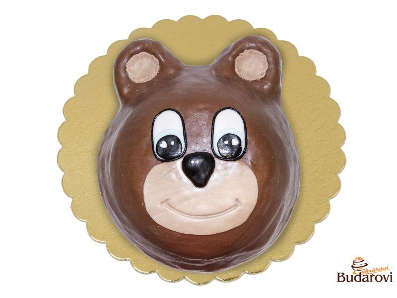 540 - Medvěd hlava