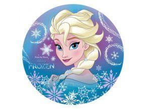 Jedlý oplatek 6 Frozen - 20 cm