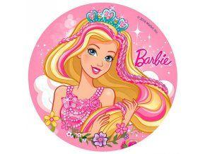 Jedlý oplatek 1 Barbie - 20 cm