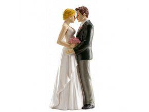 Svatební figurka 004