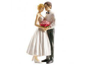 Svatební figurka 005