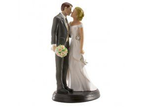 Svatební figurka 007