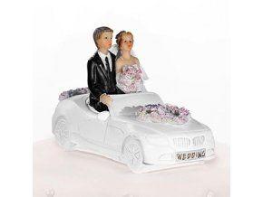 Svatební figurka 009