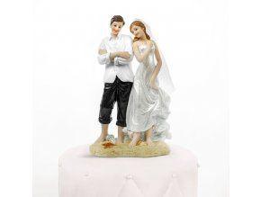 Svatební figurky