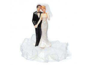 Svatební figurka 017
