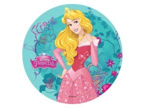 Jedlý papír 2 Princess - 20 cm