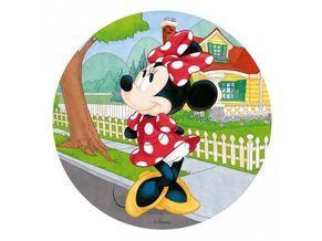 Jedlý oplatek 5 Minnie Mouse 20 cm