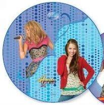Jedlý oplatek 1 Hannah Montana
