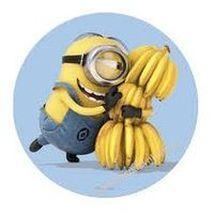 Jedlý opl. 3 Mimoň s banánem 20 cm