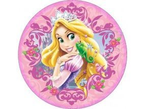 Jedlý oplatek 1 Princezna Locika