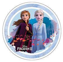Jedlý oplatek 5 Frozen - 20 cm