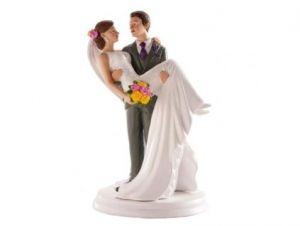 Svatební figurka 008