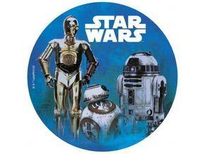 Jedlý oplatek Star Wars 1 - 20cm