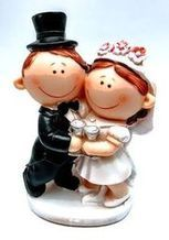 Svatební figurka 026