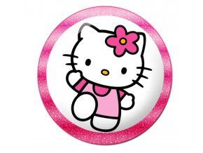 Jedlý oplatek 1 Hello Kitty - 20 cm