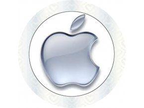 Jedlý oplatek Apple - 20 cm